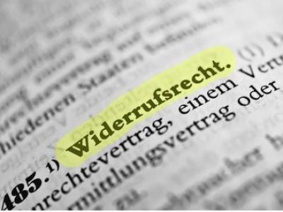 Neues Widerrufsrecht 2014 - Was müssen Onlineshop-Betreiber beachten?