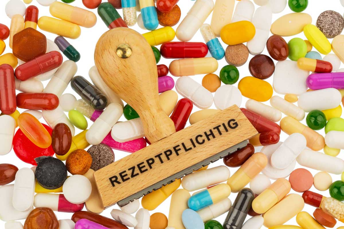 Medikamente Arzneimittelgesetz