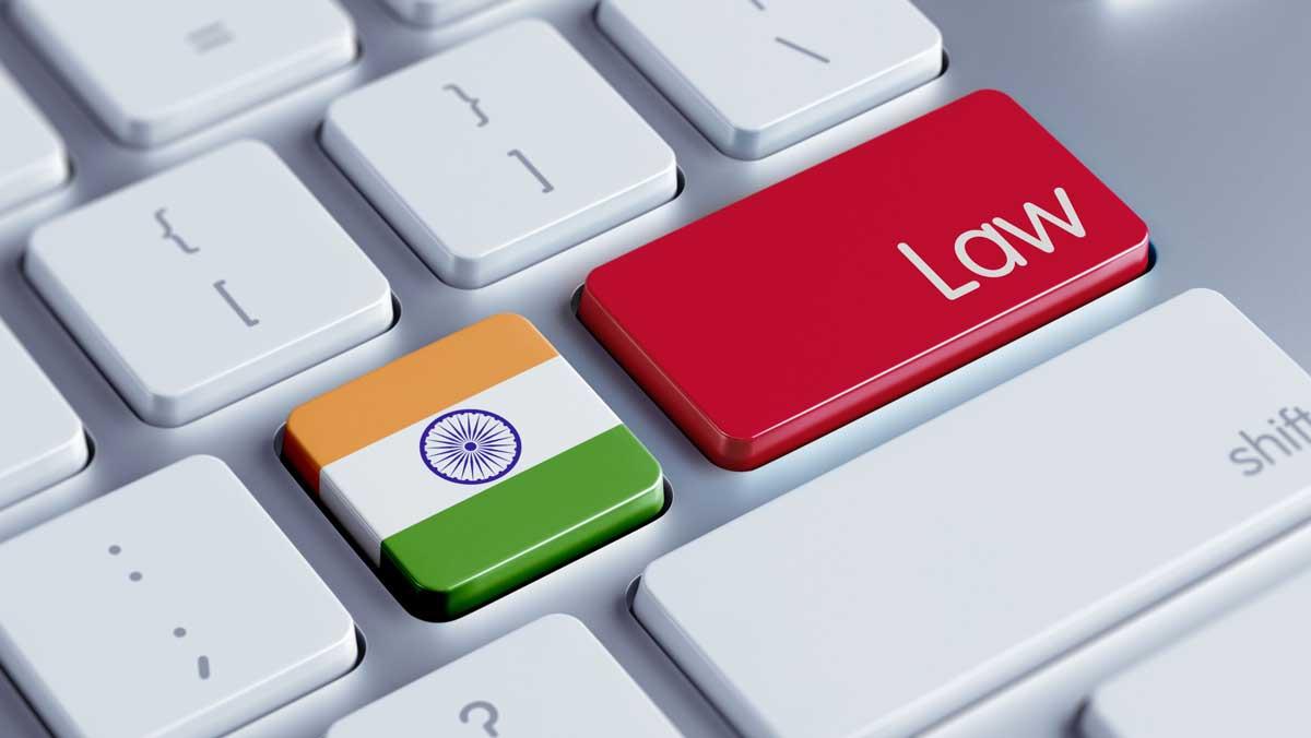 Indisches Recht