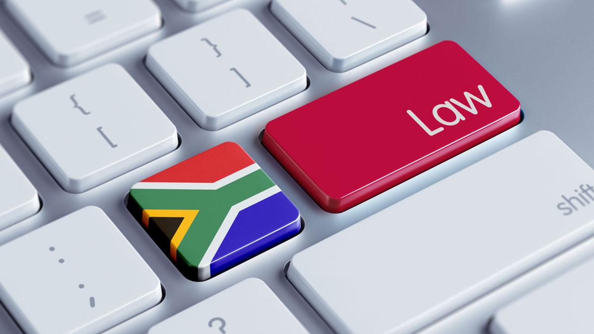 Südafrikanisches Recht