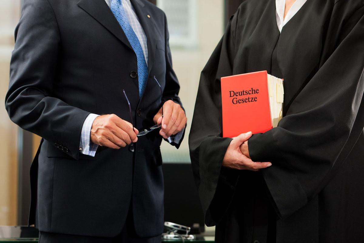 Zivilrecht, Prozess und Zwangsvollstreckung