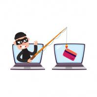 Phishing Attacke