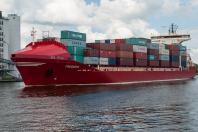 Kein Erfolg mit Containerschiffen