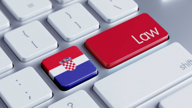 Kroatien Recht