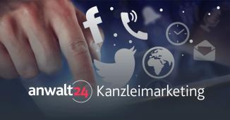 So nutzen Sie die Sozialen Medien. Facebook, Twitter & Co. | anwalt24