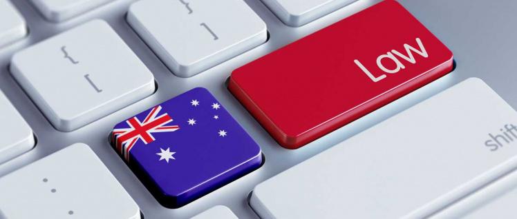 Australisches Recht