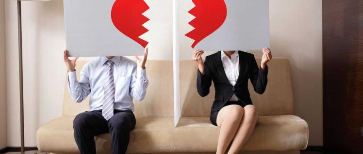 Familie und Ehescheidung