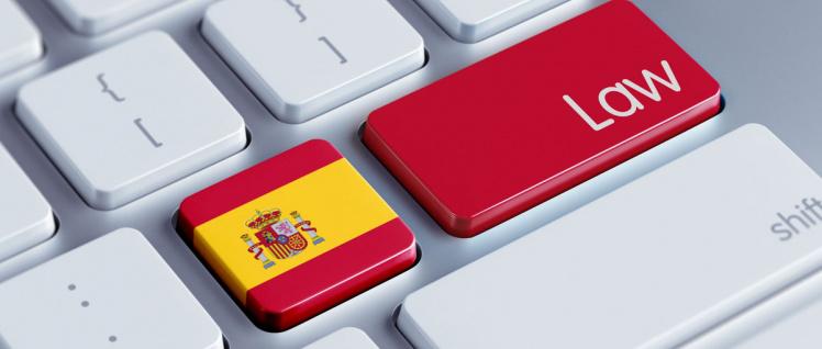 Spanisches Recht
