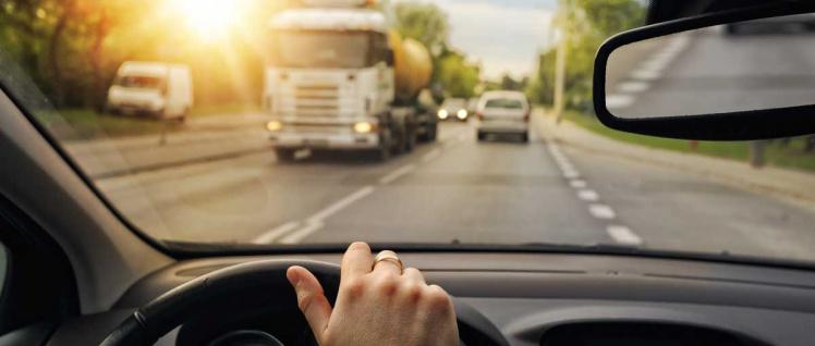 Verkehrszivilrecht Unfallwagen