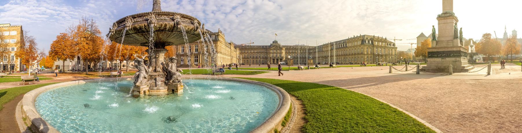 Hintergrundbild Stuttgart