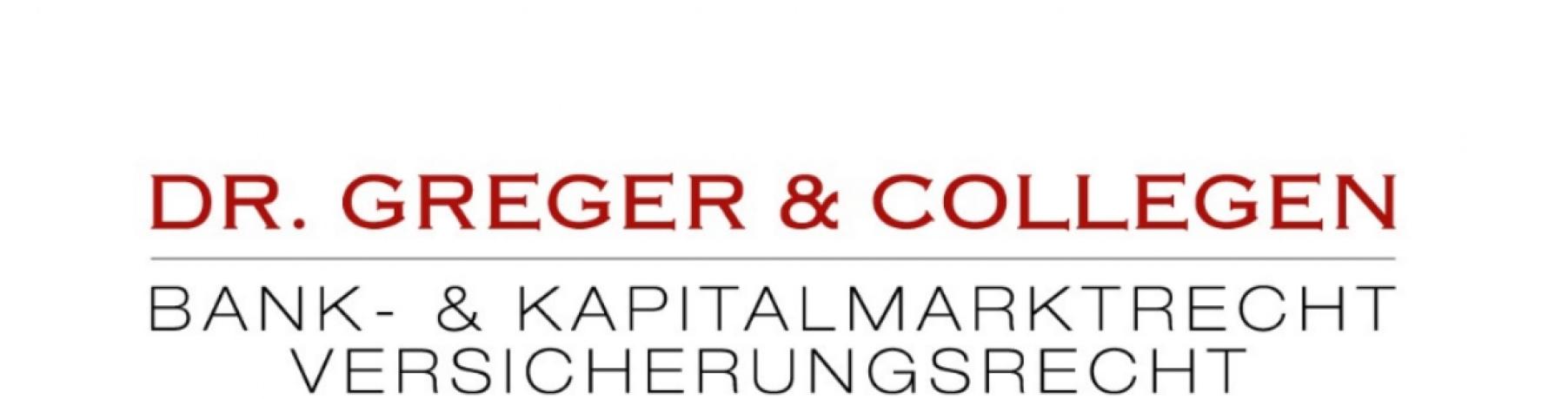 Kanzlei Dr. Greger & Collegen