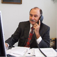 Rechtsanwalt Eckart Liwerski