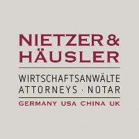 Prof. Wolf Michael Nietzer, LL.M., MBA