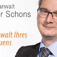 Rechtsanwalt Rainer Schons