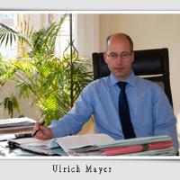 Rechtsanwalt Ulrich Mayer