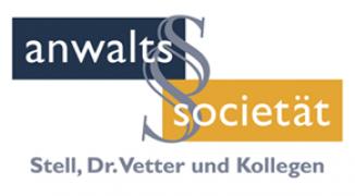 Anwaltssocietät Stell, Dr. Vetter und Kollegen