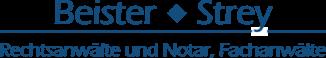 Beister & Strey Rechtsanwälte und Notar, Fachanwälte