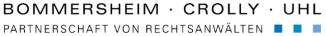Bommersheim Crolly Uhl Partnerschaft von Rechtsanwälten