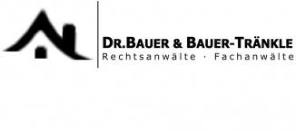 Dr. Gernot Bauer Bettina Bauer-Tränkle Rechtsanwälte & Fachanwälte