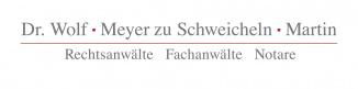 Dr. Wolf, Meyer zu Schweicheln & Martin