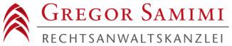 GREGOR SAMIMI Rechtsanwaltskanzlei & Kollegen | Strafrecht | Verkehrsrecht | Versicherungsrecht