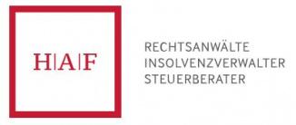 HAF Rechtsanwälte Insolvenzverwalter Steuerberater PartG mbB