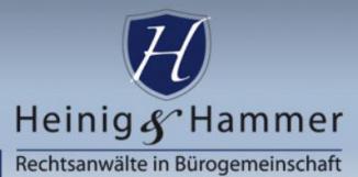 Heinig & Hammer - Rechtsanwälte in Bürogemeinschaft
