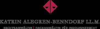 Katrin Alegren-Benndorf LL.M. Rechtsanwältin