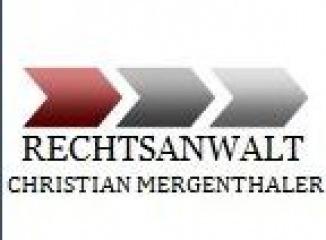 Rechtsanwalt Christian Mergenthaler