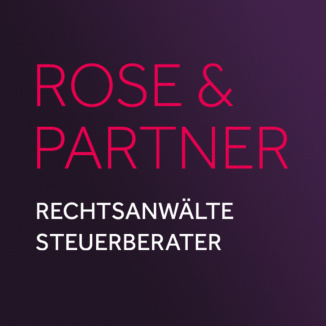 ROSE & PARTNER – Rechtsanwälte Steuerberater