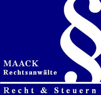 MAACK  Recht & Steuern