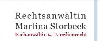 Martina Storbeck Rechtsanwältin