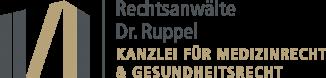 Rechtsanwälte Dr. Ruppel - Kanzlei für Medizinrecht und Gesundheitsrecht