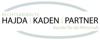 Rechtsanwälte HAJDA I KADEN I PARTNER