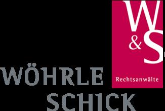 Rechtsanwälte Wöhrle & Schick
