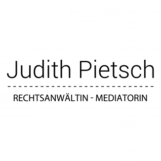 Rechtsanwältin Judith Pietsch