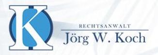 Rechtsanwalt Jörg W. Koch