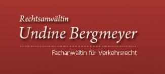 Rechtswältin Undine Bergmeyer