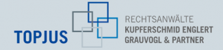 TOPJUS Rechtsanwälte Kupferschmid Englert Grauvogl & Partner